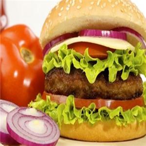 百多堡快餐肉排