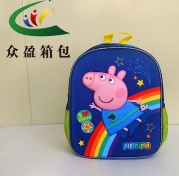 众盈箱包儿童背包