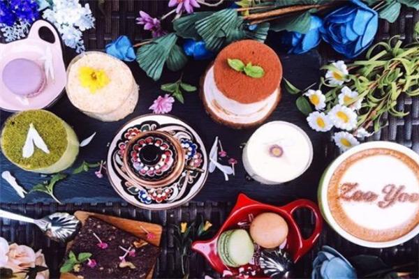 丝路燕语甜品系列