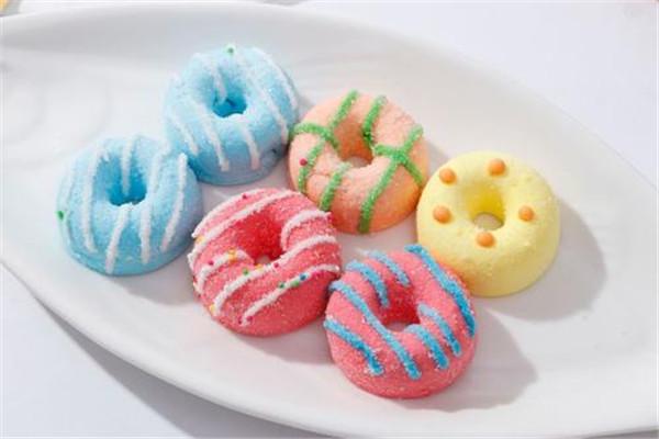 甜心多滋甜甜圈美味
