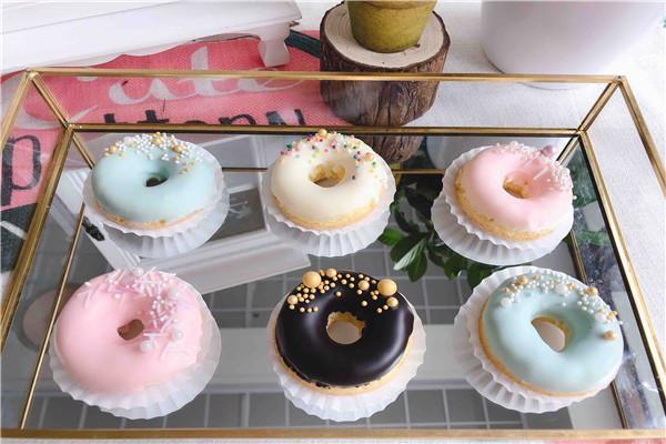 甜心多滋甜甜圈美食