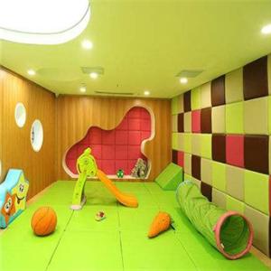 贝乐全脑教育活动室