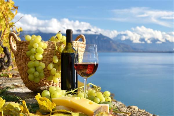 尚博龙葡萄酒海边