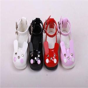 BJD娃鞋時尚