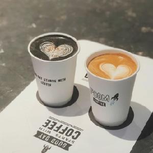 foomcoffee黑咖啡