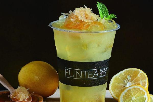 FUNTEA范茶檸檬