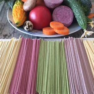 樱桃家纯手工辅食蔬菜面条