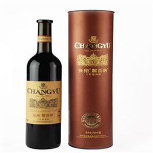 张裕解百纳葡萄酒清香型