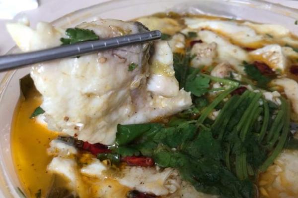 何記酸菜魚魚片