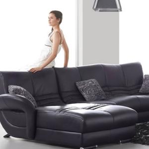 施华洛家具真皮沙发