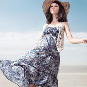 恩瑞妮女裝沙灘裙