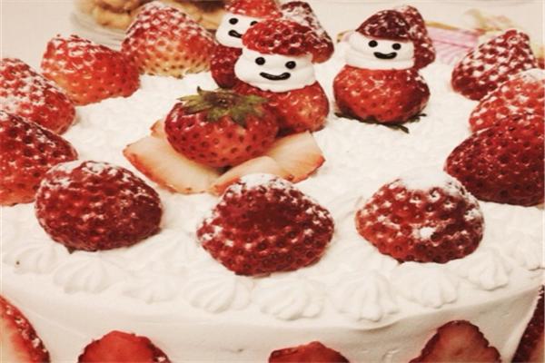 秋葉塘甜品草莓