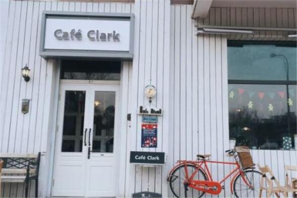 CafeClark门头