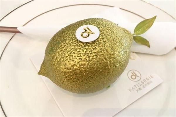 大黄法式甜点特色