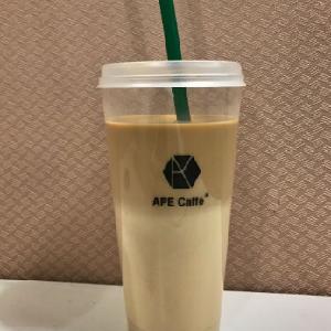 APECaffe冰拿铁