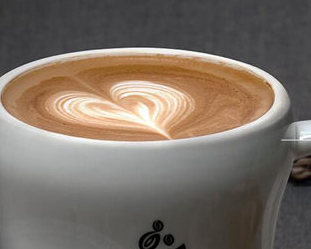 咖啡贝贝饮品好喝