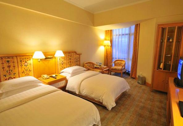 丽江官房大酒店房间