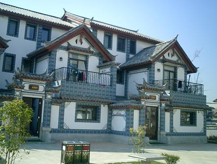 丽江官房大酒店好看
