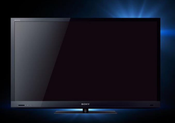 索尼电视机好看
