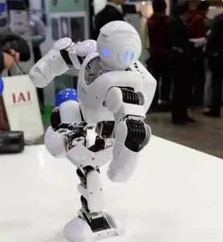 博派智能机器人好看