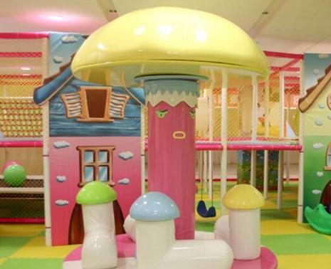 未来的儿童乐园娱乐