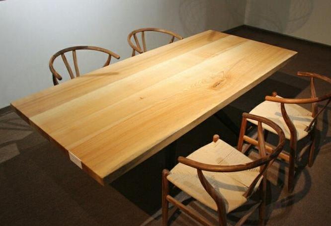 白蜡木家具桌椅