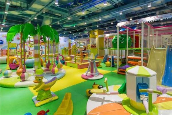 未来的儿童乐园活动