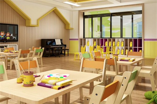 艾涂圖幼兒教育環境