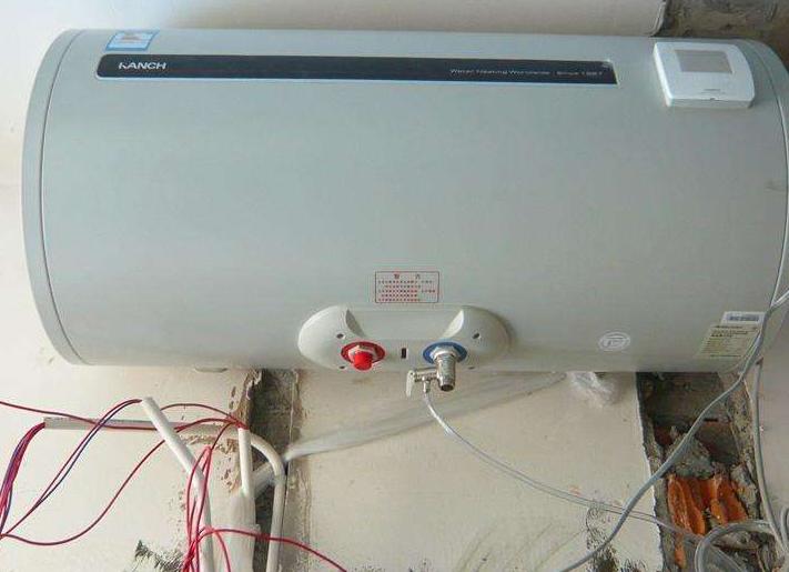 佳源熱水器燒水
