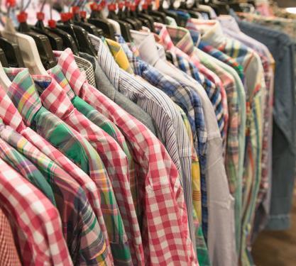 油特干洗衬衫