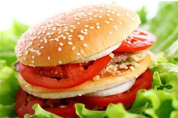 麦克多汉堡番茄
