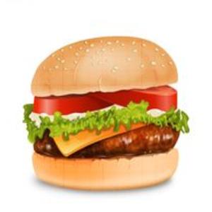 买德滋汉堡鲜美