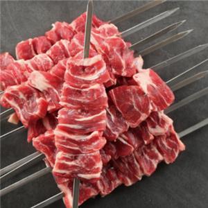 茅草屋烤小串肉串