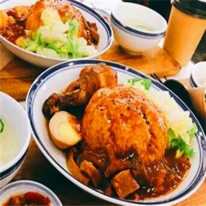 味無山食集捞饭特色
