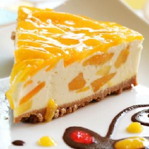 伽美伽奶酪黃桃