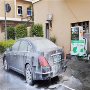 科纳柏纳自助洗车机自带泡泡