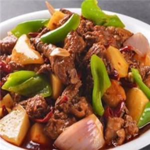 伊清顺西域美食青椒