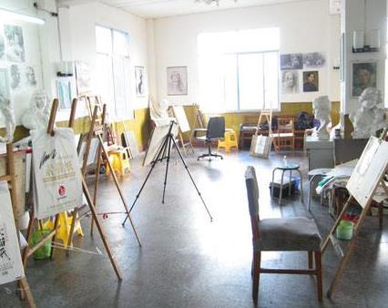 艺培画室画室展示