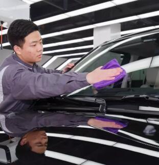 通華鈑金汽車美容