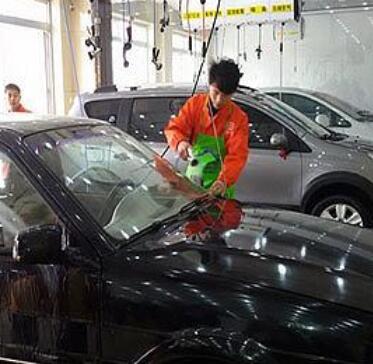 通華鈑金洗車