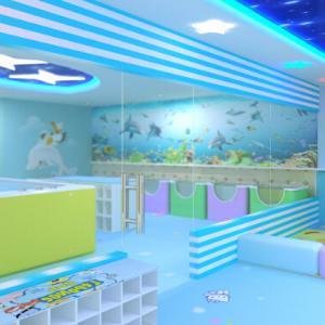 童博士婴幼儿游泳馆门店