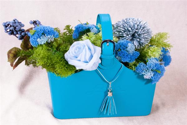 皇嘉皮具制造花盒