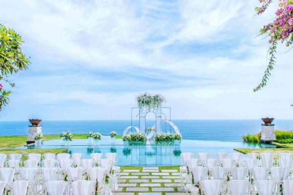 芝心海外婚礼现场
