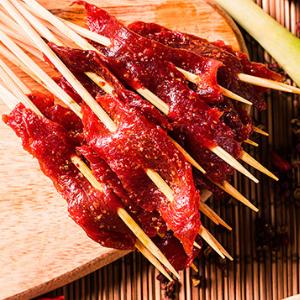 何氏串串香鲜牛肉