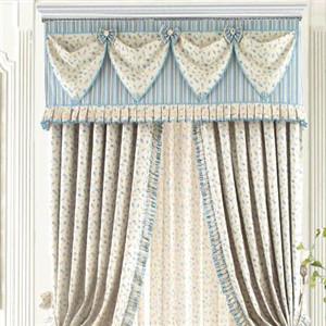 怡隆家纺窗帘风格