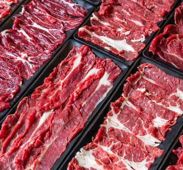 尚牛记潮汕鲜牛肉火锅多种