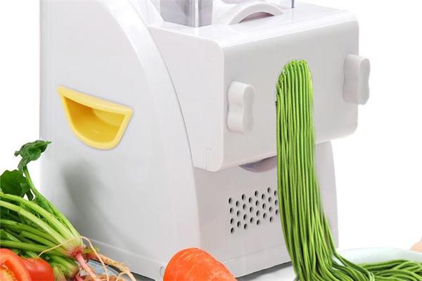 卤豆自动面条机展示