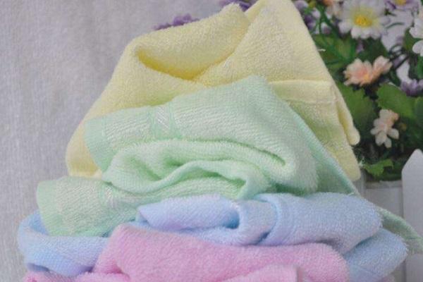 绿卿竹纤维毛巾