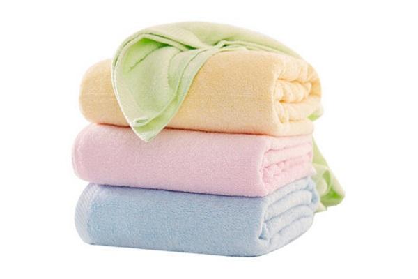 绿卿竹纤维浴巾