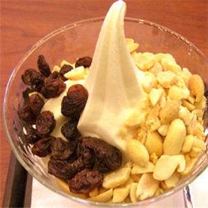 唇滋恋手工酸奶冰淇淋燕麦酸奶